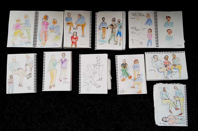 Erin Hills - New Sketchers Class