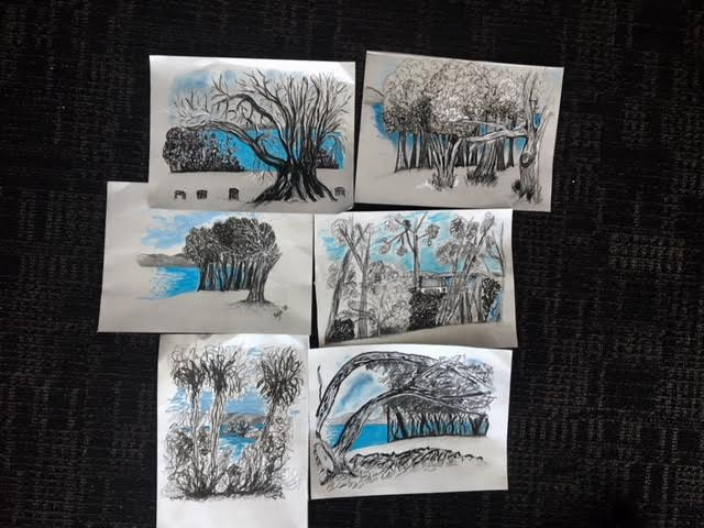 General Sketchers Class Monday 30th, Tuesday 31st July and Friday 3rd and Saturday 4th August 2018