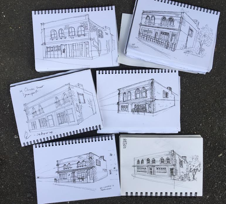 New Sketchers Class Tuesday 28th August 2018