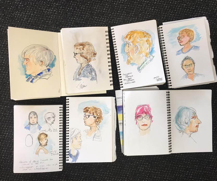 New Sketchers Class Tuesday 4th September 2018