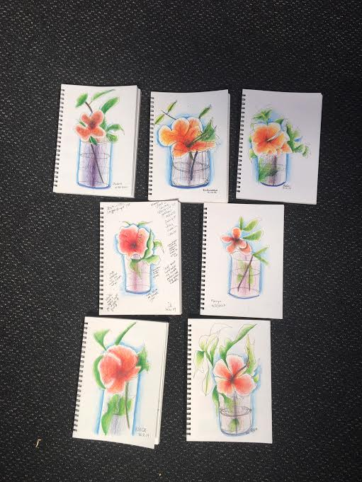 New Sketchers Class Tuesday 12th Friday 15th and Saturday 16th February 2019