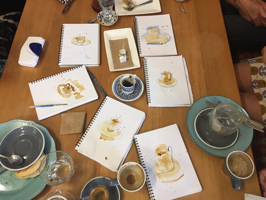 New Sketchers Class Tuesday 5th, Friday 8th and Saturday 9th March 2019